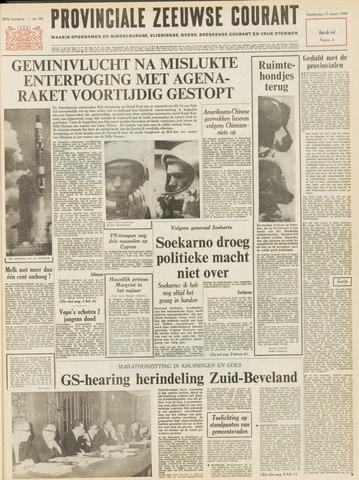 Provinciale Zeeuwse Courant 1966-03-17