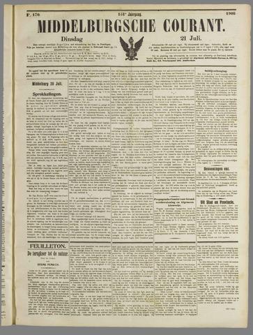 Middelburgsche Courant 1908-07-21