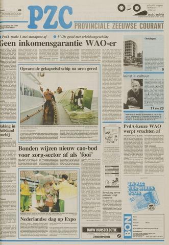 Provinciale Zeeuwse Courant 1992-05-08