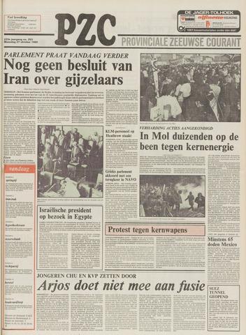 Provinciale Zeeuwse Courant 1980-10-27
