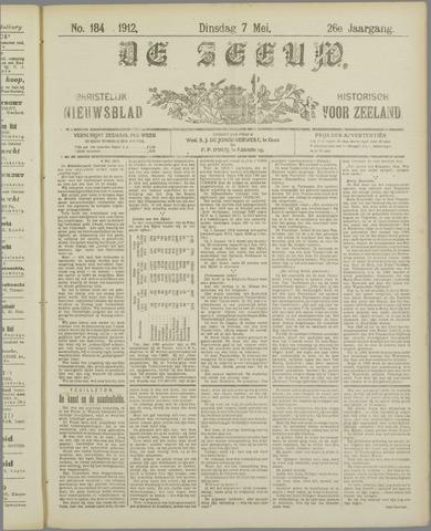 De Zeeuw. Christelijk-historisch nieuwsblad voor Zeeland 1912-05-07