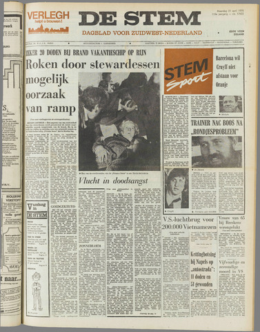de Stem 1975-04-21