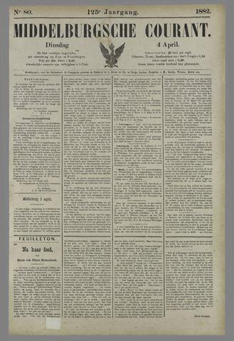 Middelburgsche Courant 1882-04-04