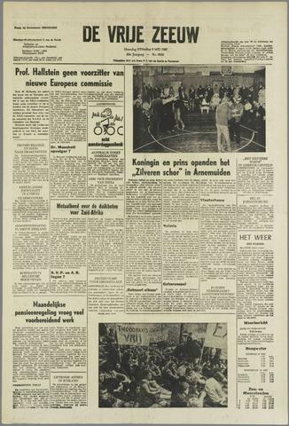 de Vrije Zeeuw 1967-05-08