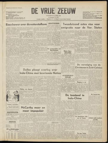 de Vrije Zeeuw 1954-04-08