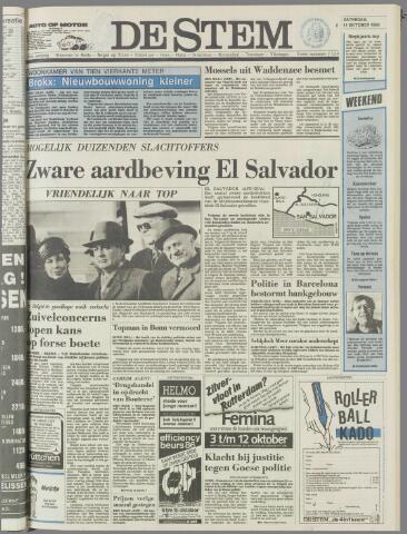 de Stem 1986-10-11