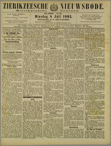 Zierikzeesche Nieuwsbode 1902-07-08