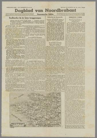 de Stem 1944-08-25