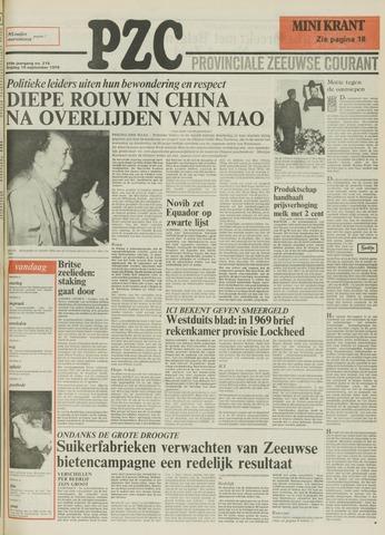 Provinciale Zeeuwse Courant 1976-09-10