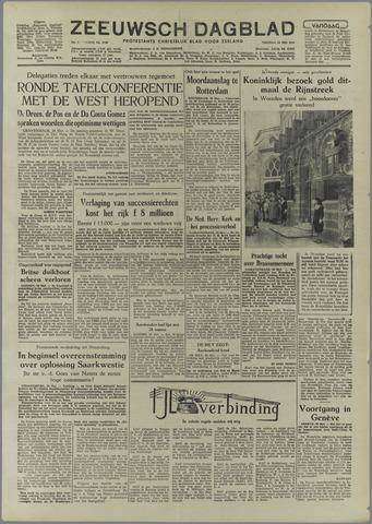 Zeeuwsch Dagblad 1954-05-21