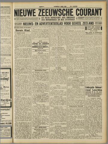Nieuwe Zeeuwsche Courant 1930-04-05