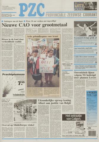 Provinciale Zeeuwse Courant 1996-09-11
