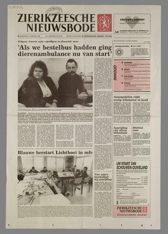 Zierikzeesche Nieuwsbode 1995-02-09