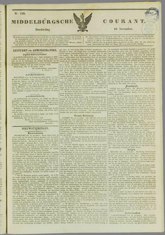 Middelburgsche Courant 1846-11-19