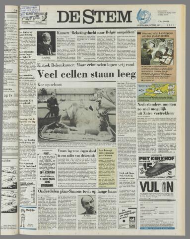 de Stem 1991-10-26