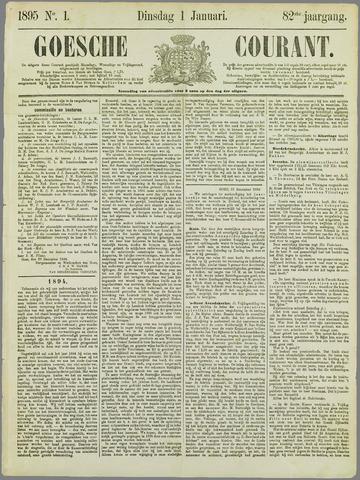 Goessche Courant 1895