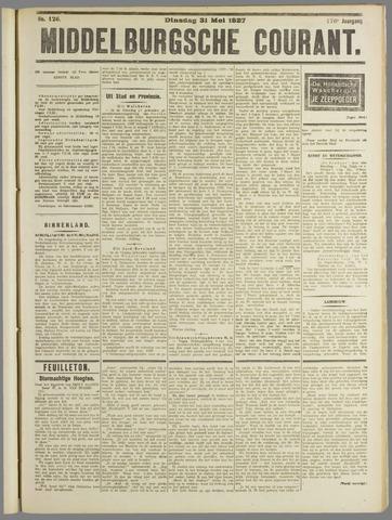 Middelburgsche Courant 1927-05-31