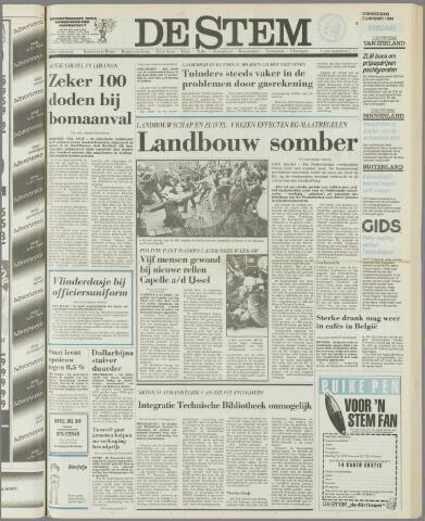 de Stem 1984-01-05