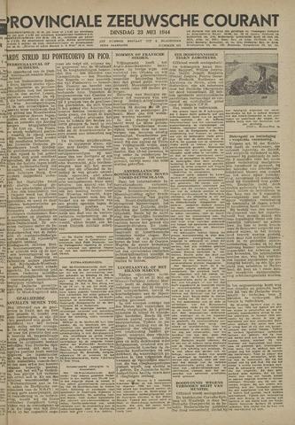 Provinciale Zeeuwse Courant 1944-05-23