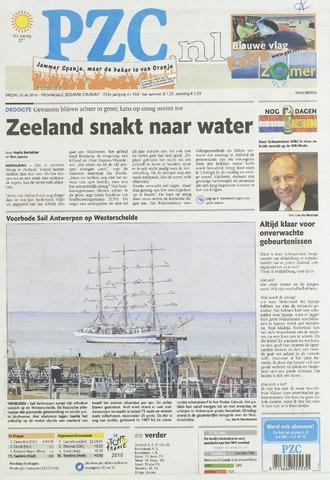 Provinciale Zeeuwse Courant 2010-07-09