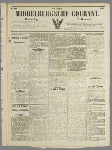 Middelburgsche Courant 1908-12-31