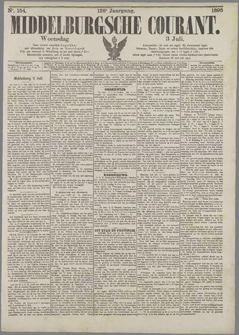 Middelburgsche Courant 1895-07-03