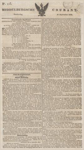 Middelburgsche Courant 1832-09-20