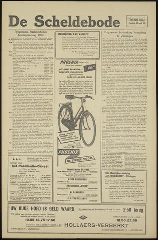 Scheldebode 1960-04-28