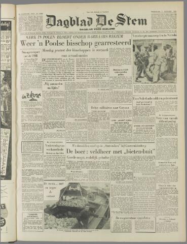 de Stem 1953-10-07
