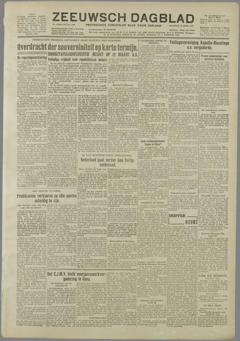 Zeeuwsch Dagblad 1949-02-28