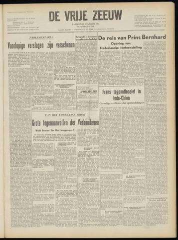 de Vrije Zeeuw 1952-11-01