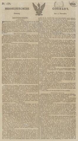 Middelburgsche Courant 1827-11-17