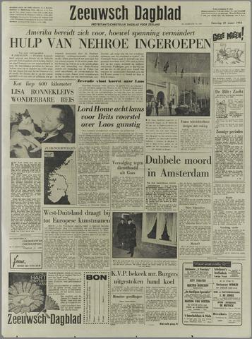 Zeeuwsch Dagblad 1961-03-25