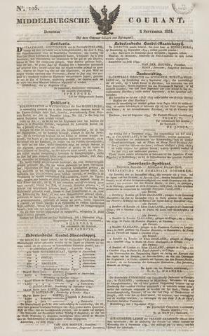Middelburgsche Courant 1834-09-02