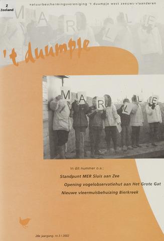 t Duumpje 2002-12-01