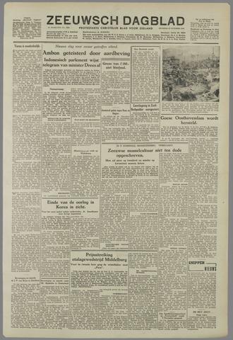 Zeeuwsch Dagblad 1950-10-10