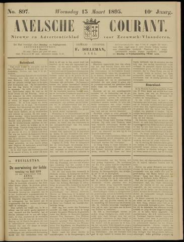 Axelsche Courant 1895-03-13