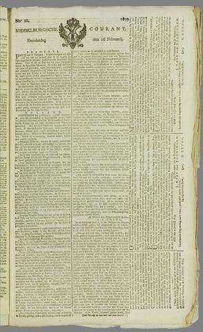 Middelburgsche Courant 1809-02-16