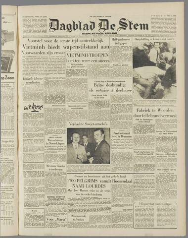 de Stem 1954-05-11