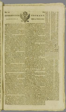 Middelburgsche Courant 1807-02-10