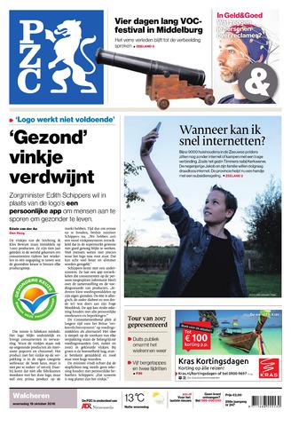 Provinciale Zeeuwse Courant 2016-10-19