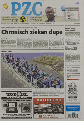 Provinciale Zeeuwse Courant 2011-03-23