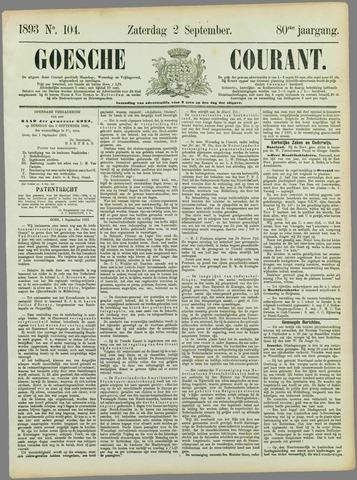 Goessche Courant 1893-09-02