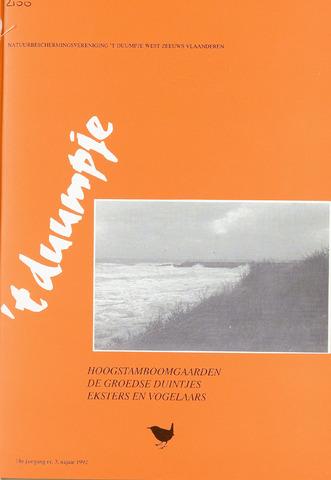 t Duumpje 1992-09-01
