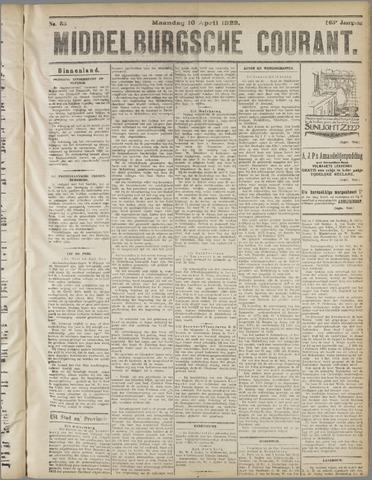 Middelburgsche Courant 1922-04-10