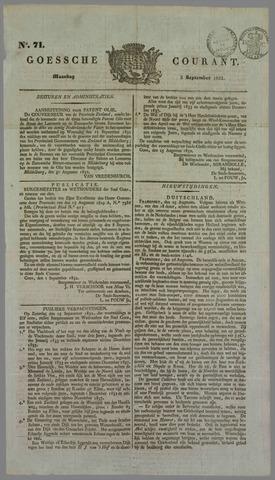 Goessche Courant 1832-09-03