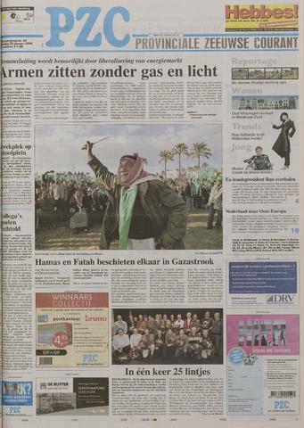 Provinciale Zeeuwse Courant 2006-01-28