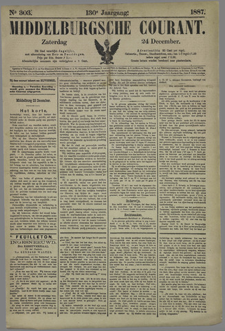 Middelburgsche Courant 1887-12-24
