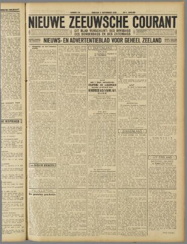 Nieuwe Zeeuwsche Courant 1930-09-02