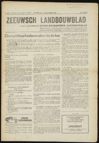 Zeeuwsch landbouwblad ... ZLM land- en tuinbouwblad 1954-12-04